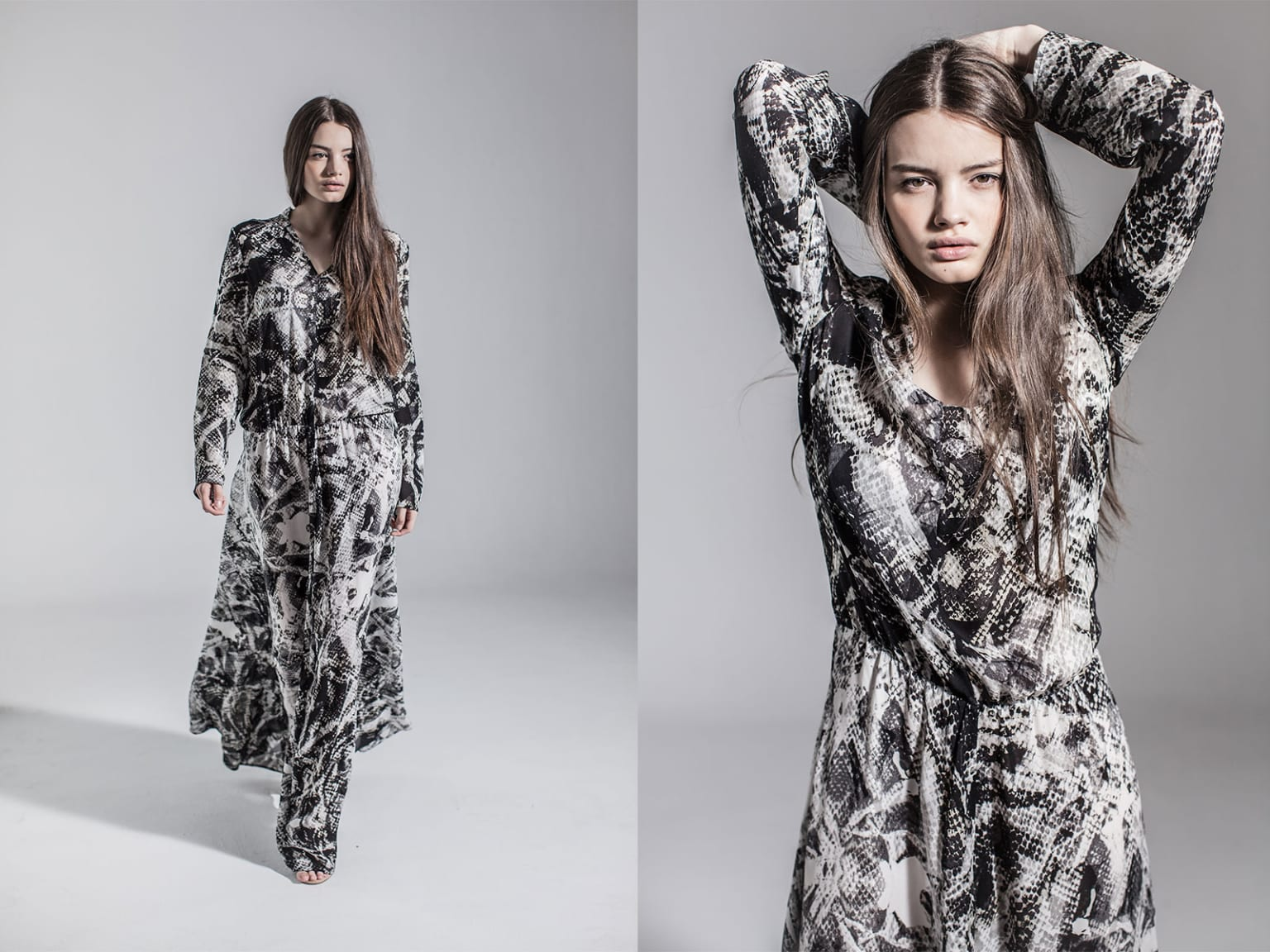 Stylein All-over-print for Fall 2013 collection