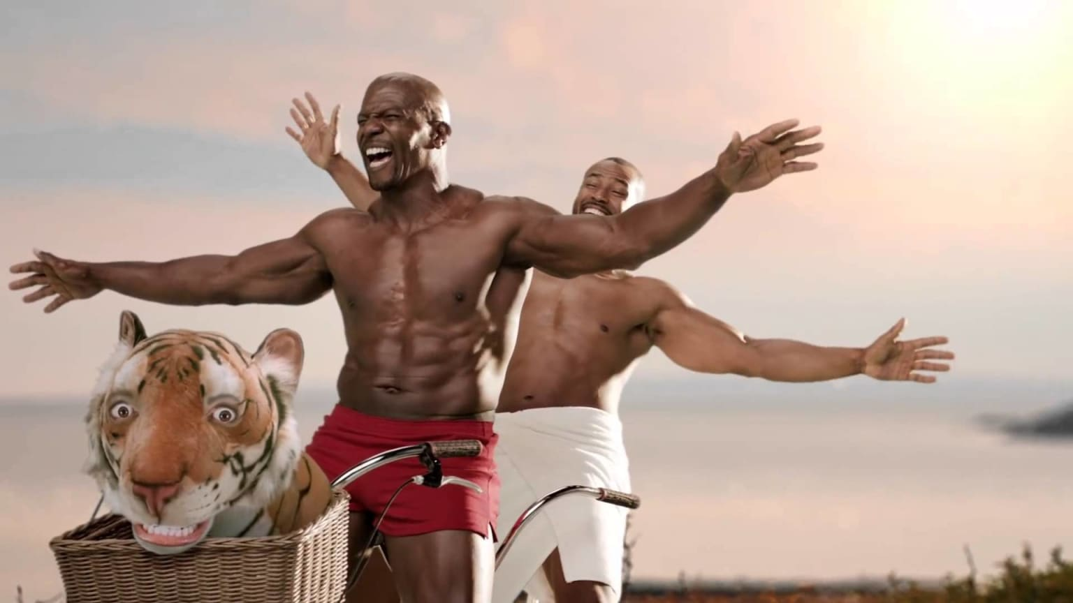 "Old Spice ""Truce"""