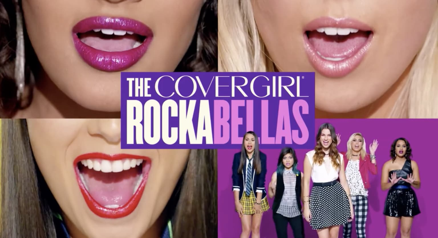 CoverGirl | Pitch Perfect 2