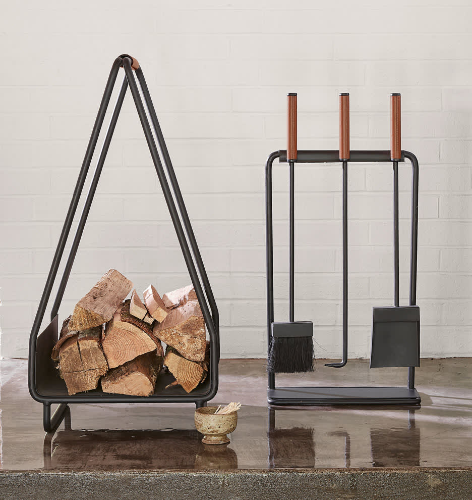 Modernist Hearth Collection