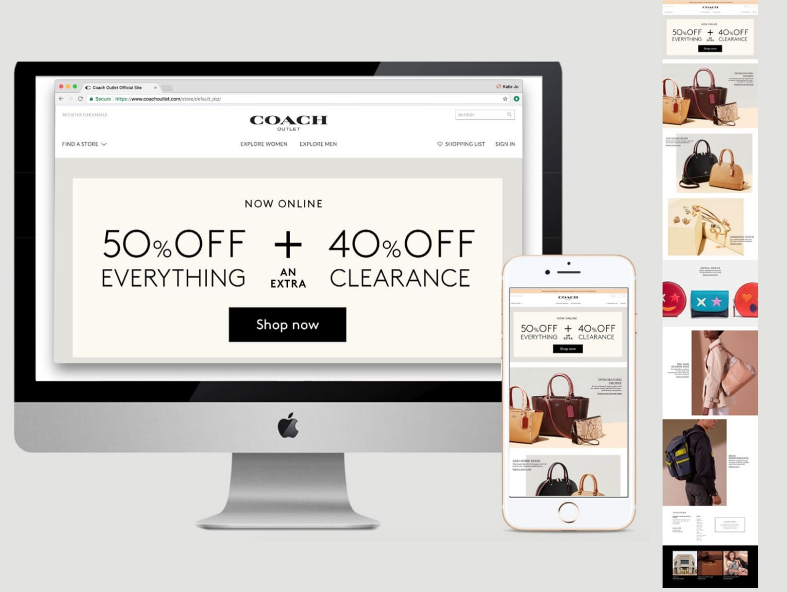 Coach Outlet Digital