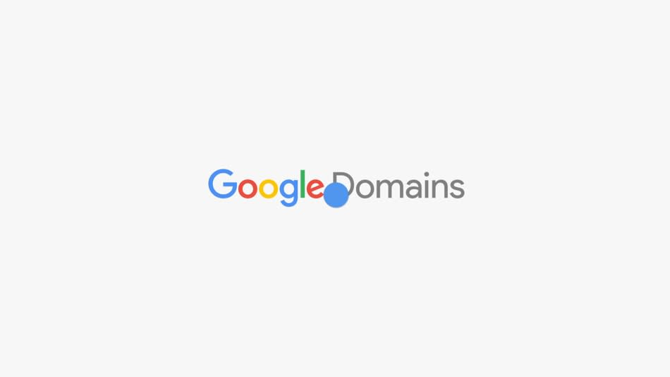 Google Domains Animations