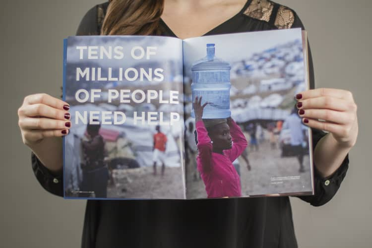 The United Nations CERF 2012 Annual Report