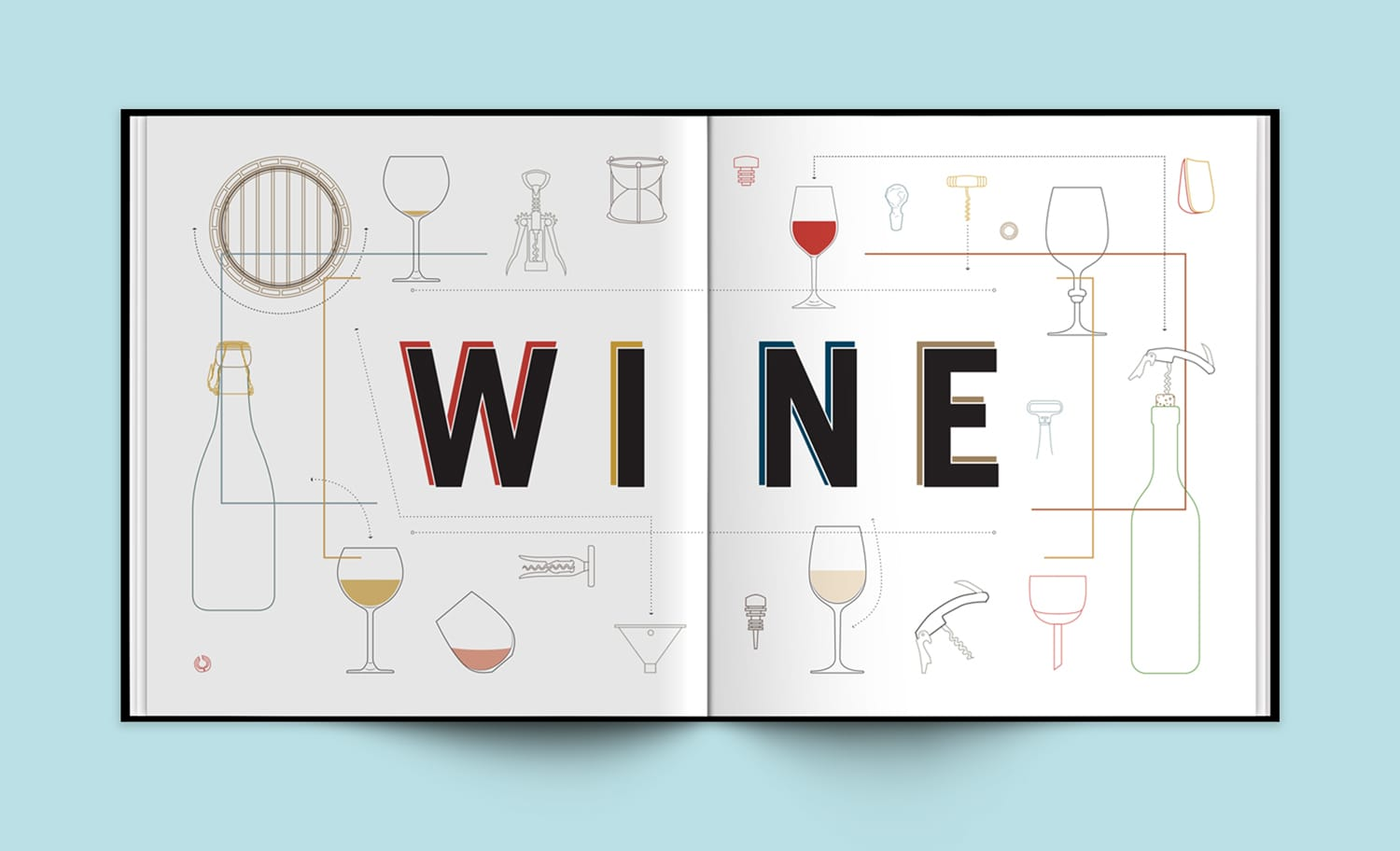 A Visual Guide to Drink Book Design