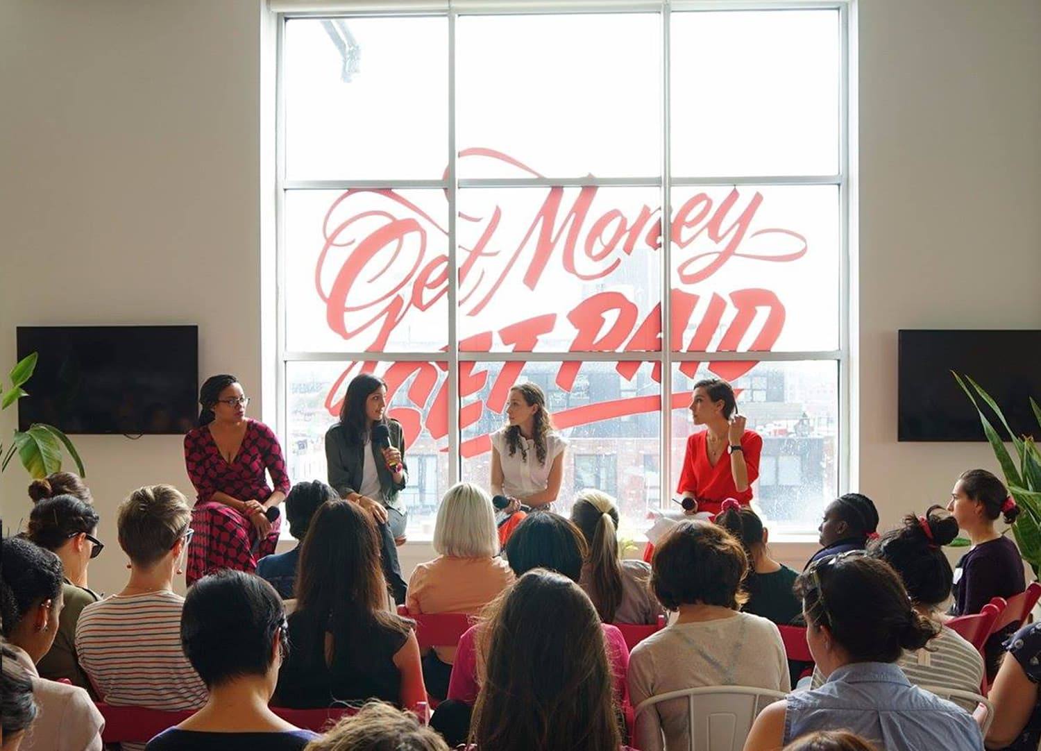 Ladies Get Paid Conference
