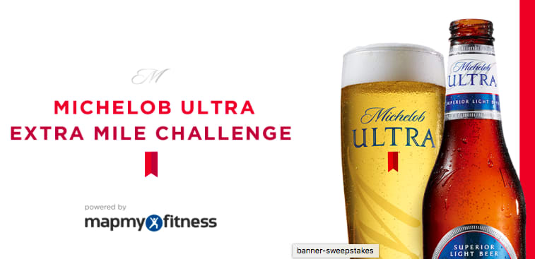 """Michelob ULTRA - """"Go the Extra Mile"""""""