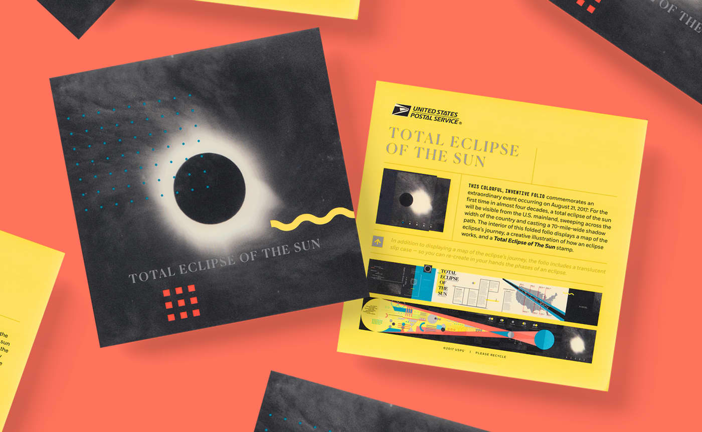 USPS Total Eclipse of the Sun