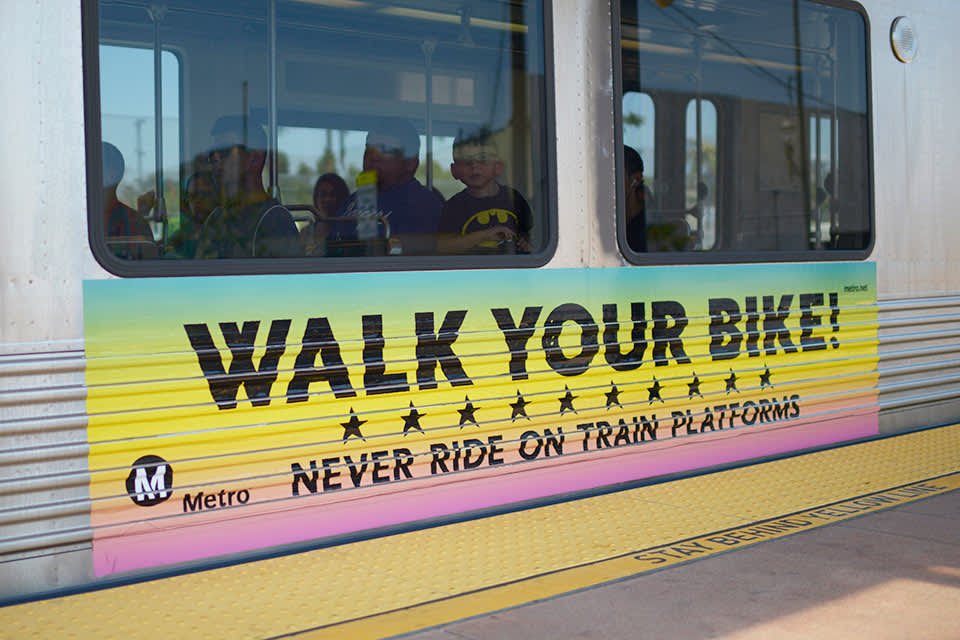 Metro Safety Campaign