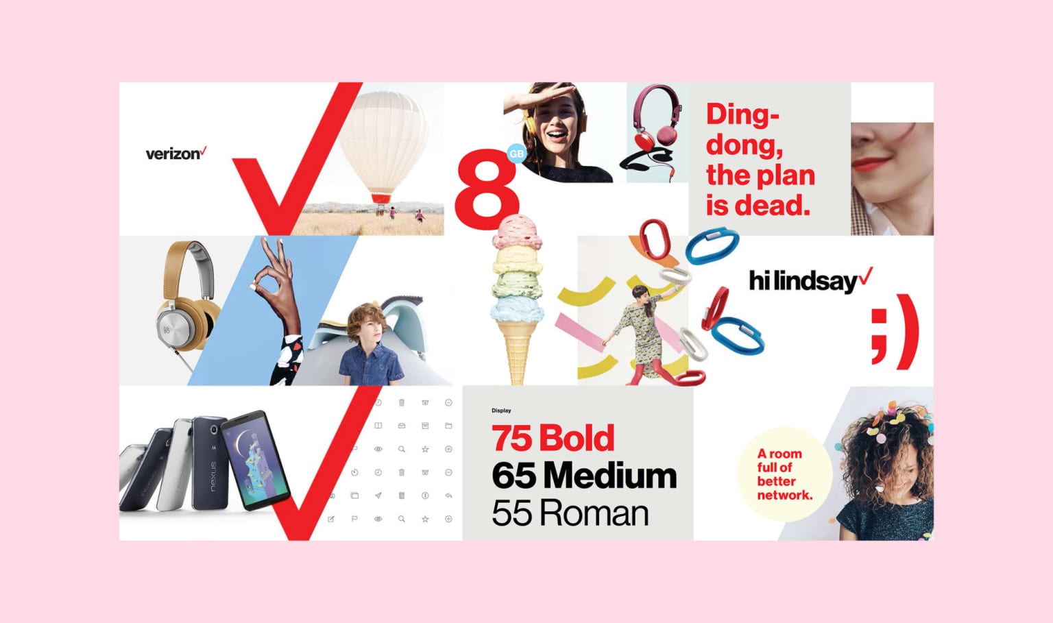 Verizon Brand Refresh