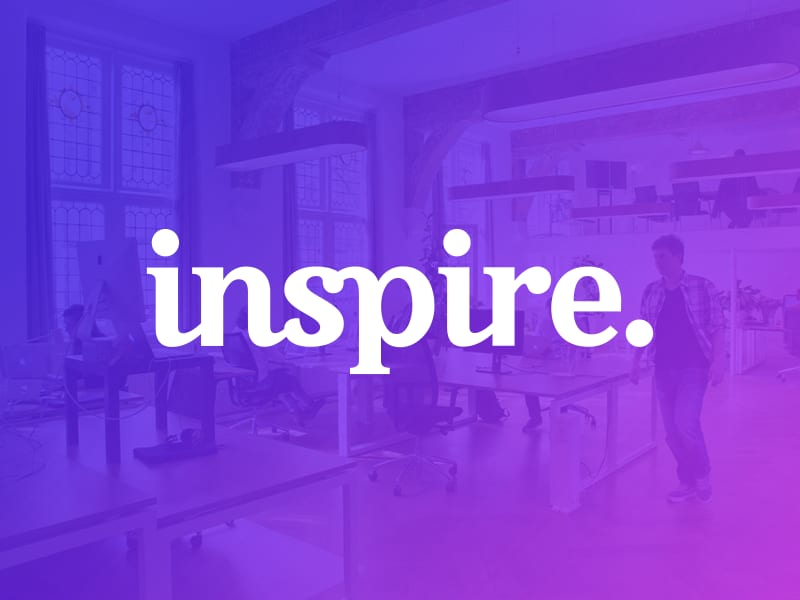 Inspire - Digital Products, meaningful Impact