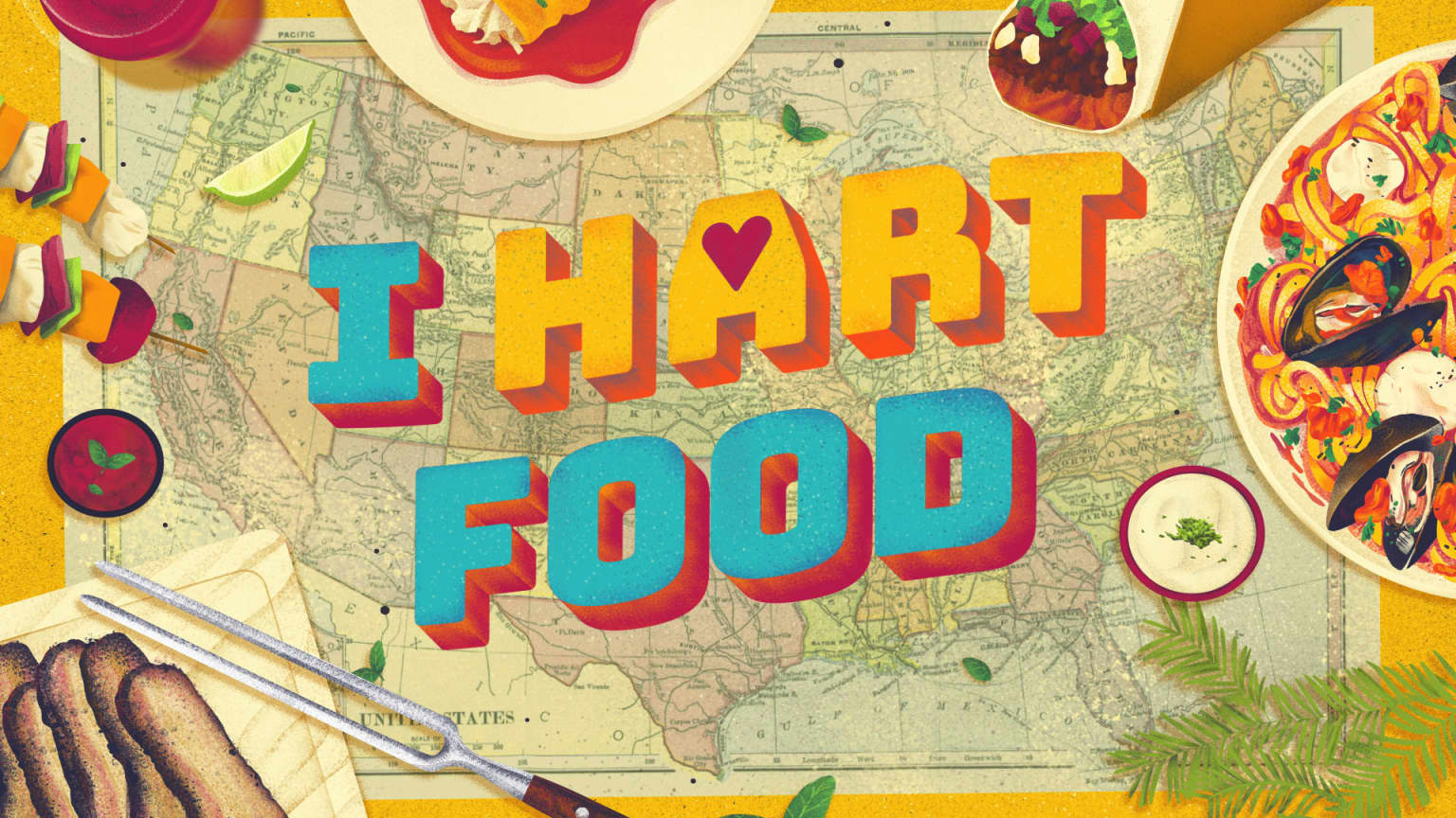 I Hart Food (Food Network)
