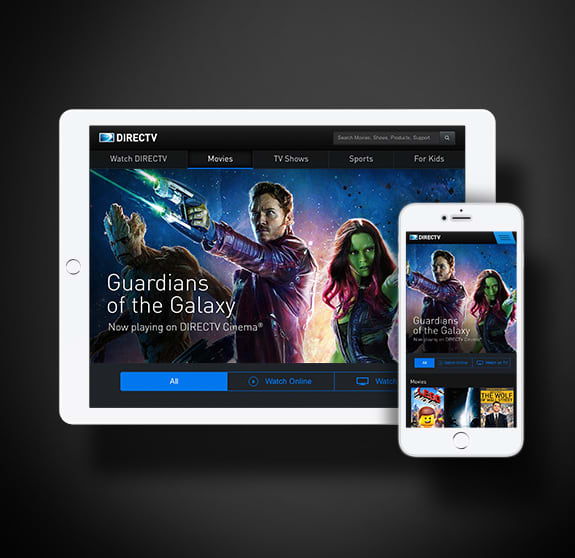 Directv Everywhere Launch