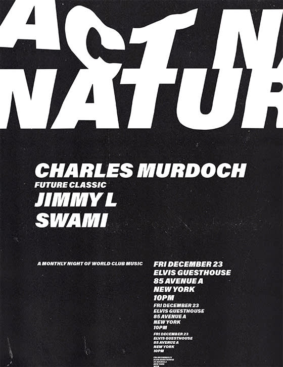 Branding and Flyer Design for Act Natural