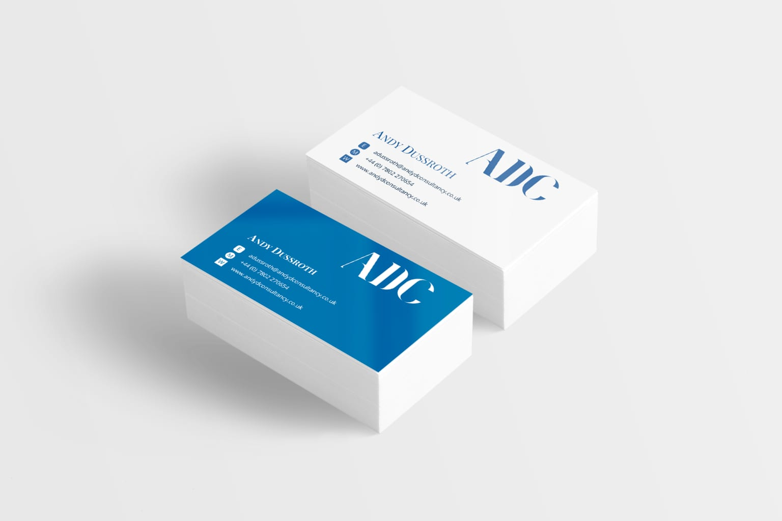 AndyD Consultancy brand strategy and development