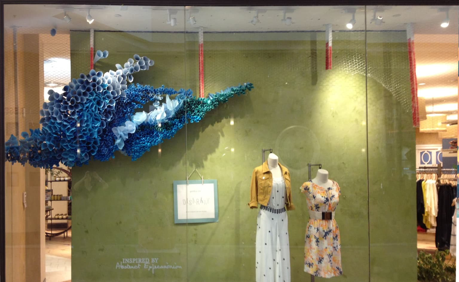 Window Display - Anthropologie