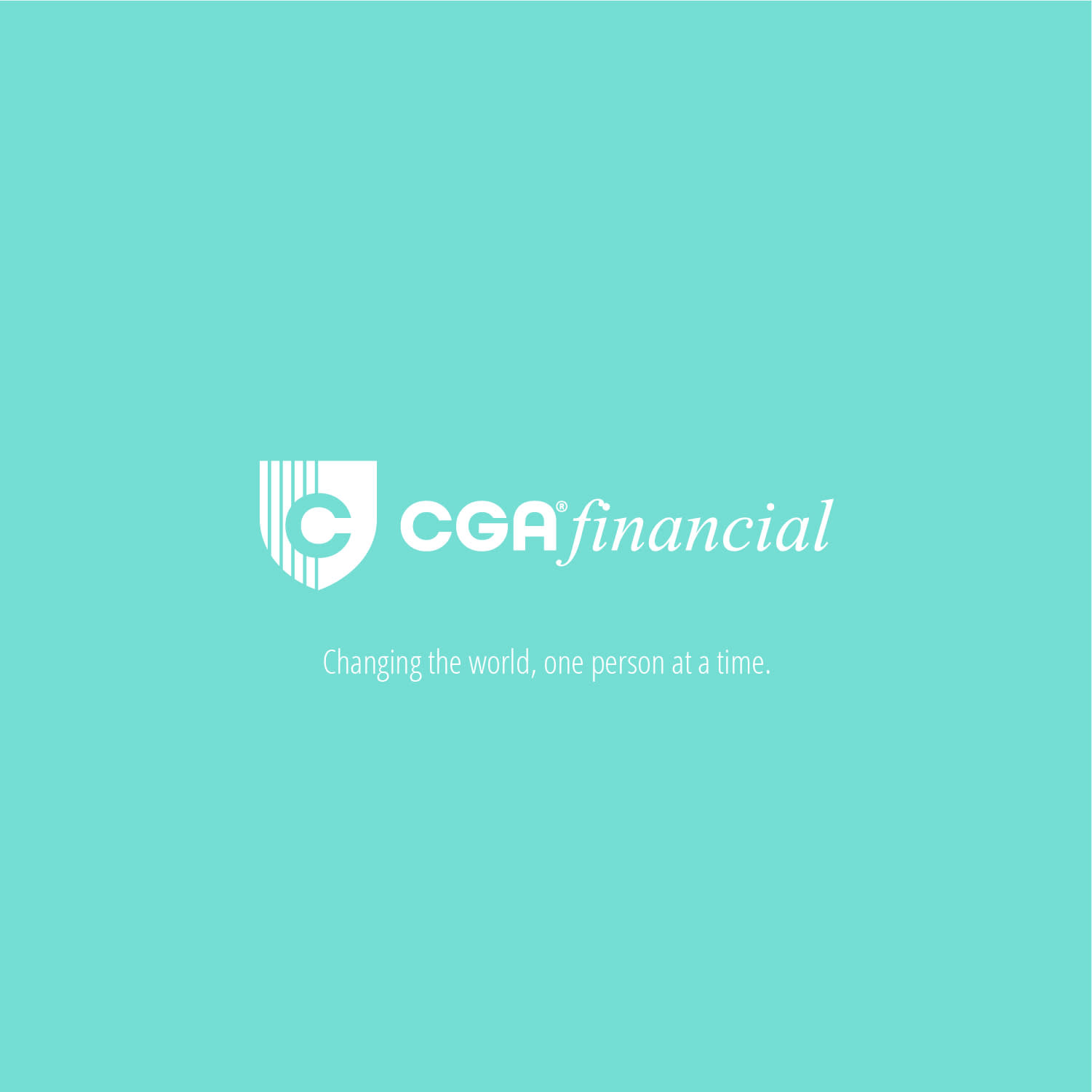 CGA Financial: Brand Identity