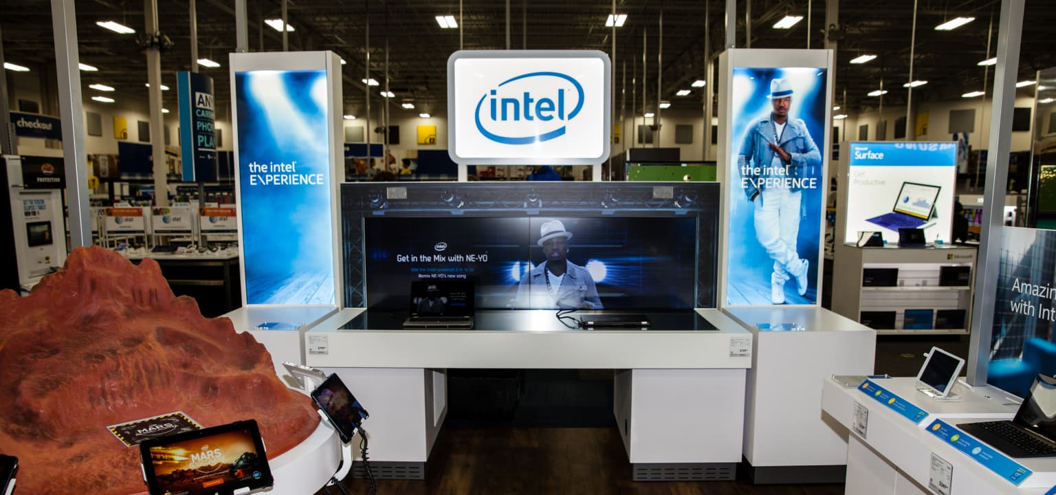 The Intel Experience at Best Buy