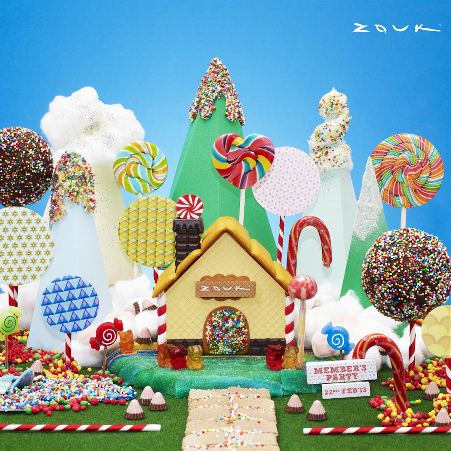 The Zouk Candyland