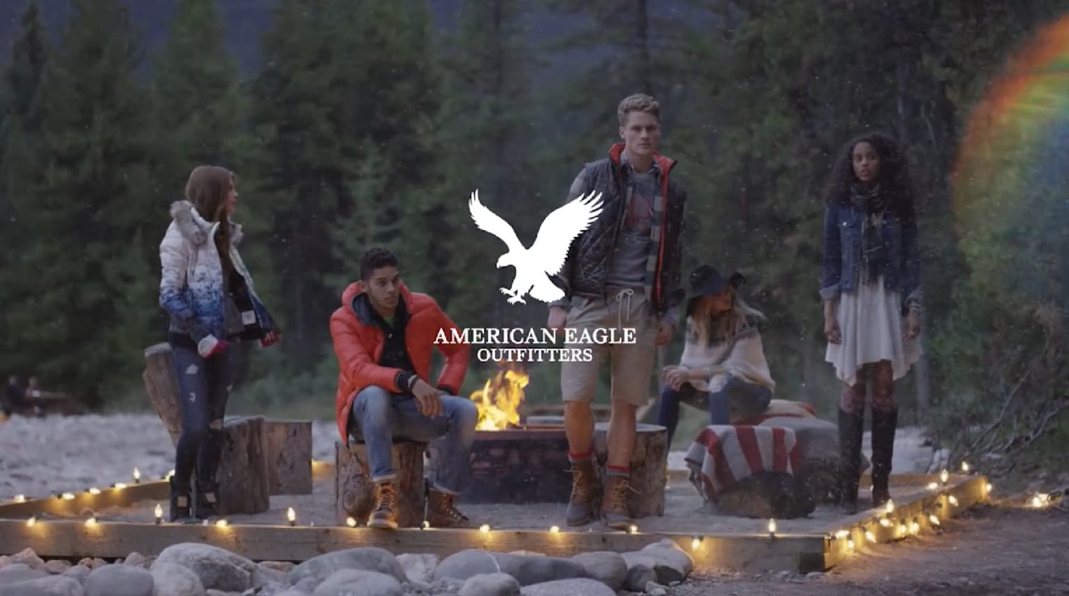 """American Eagle """"The Wilderness"""""""