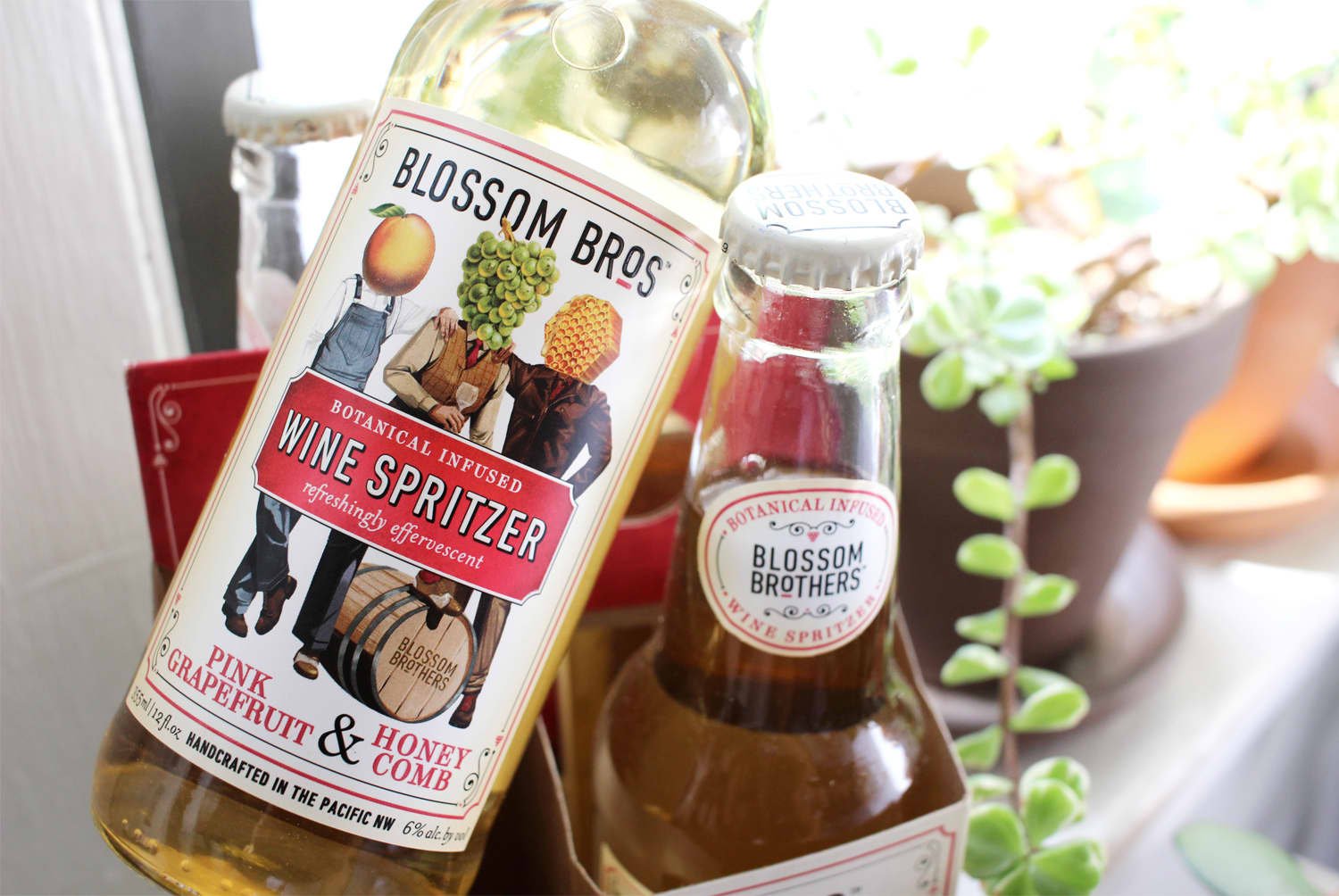 Blossom Brothers Wine Spritzers