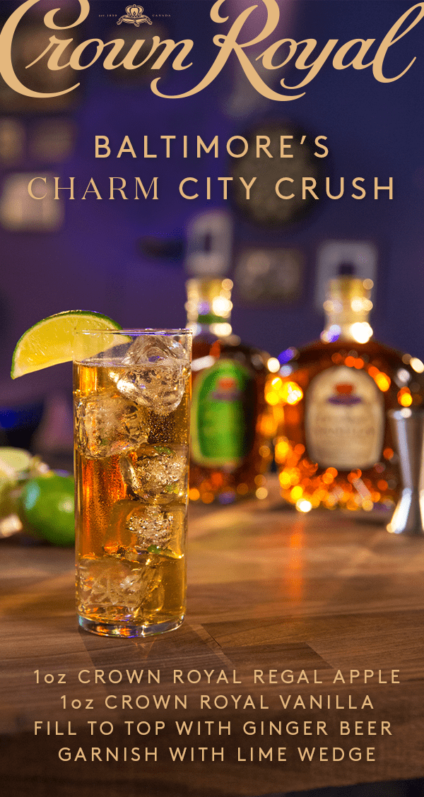 Crown Royal #CrownYourCity