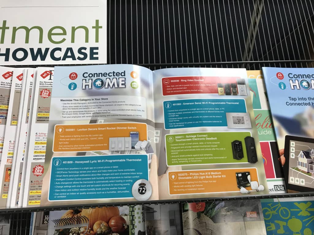Connected Home Comm Plan Flyer