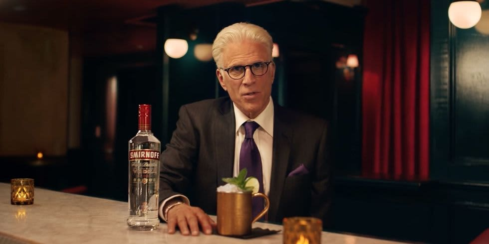 Who Do You Think I Am... Ted Danson?