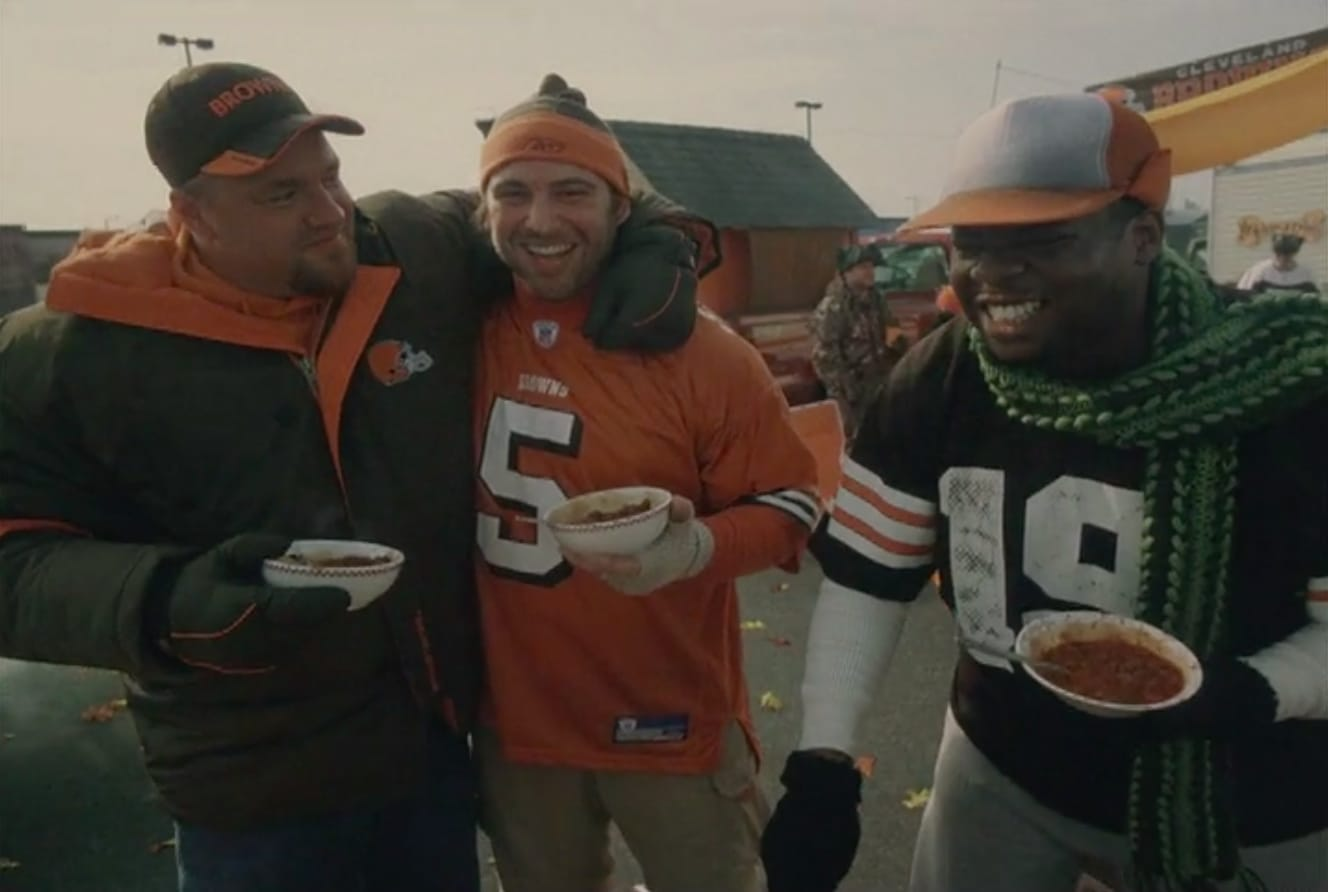 Campbell's Chunky Chili - Tailgating