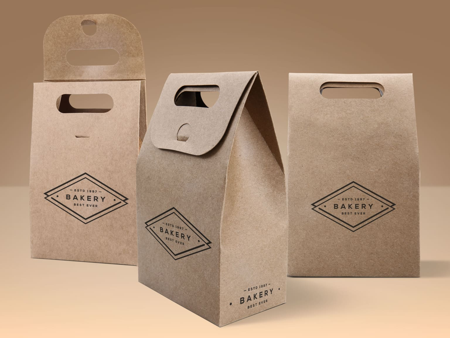 Concept Packaging Design, Bakery | Cannes, France