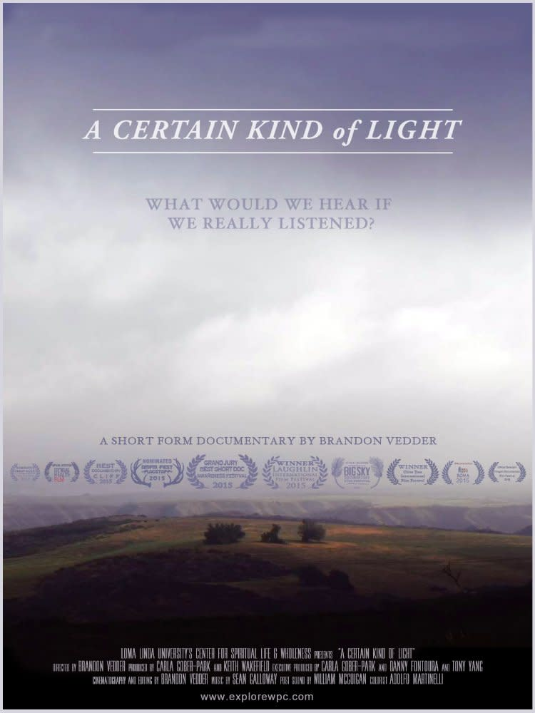 A Certain Kind of Light