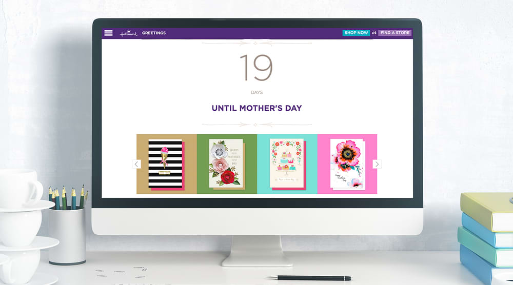 Hallmark Signature - Mother's Day Campaign
