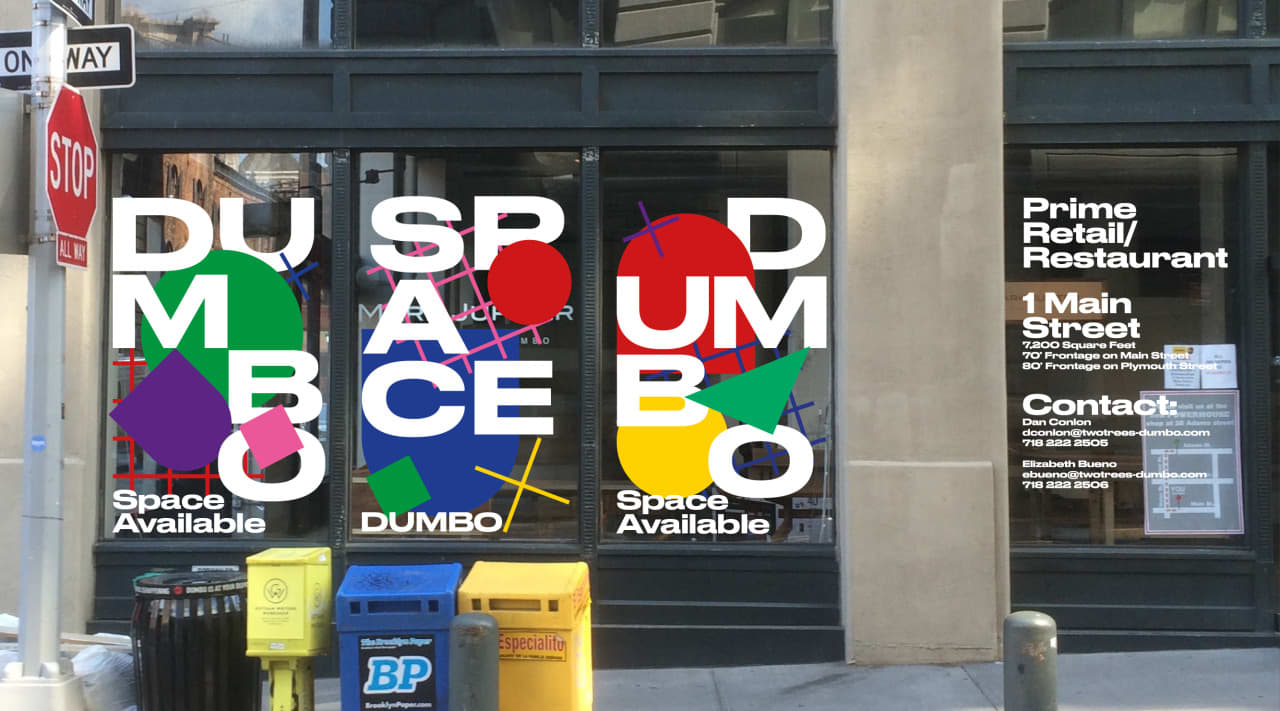 Dumbo Space Available