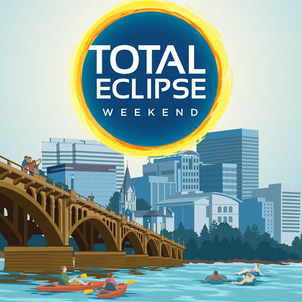 Total Eclipse Weekend SC