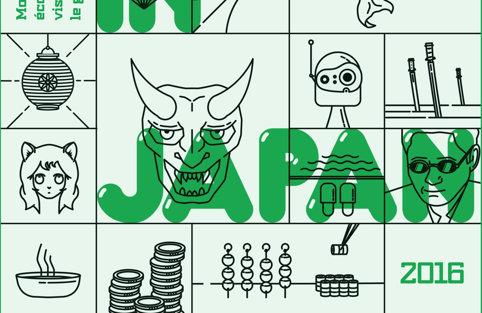 Made In Japan - Poster