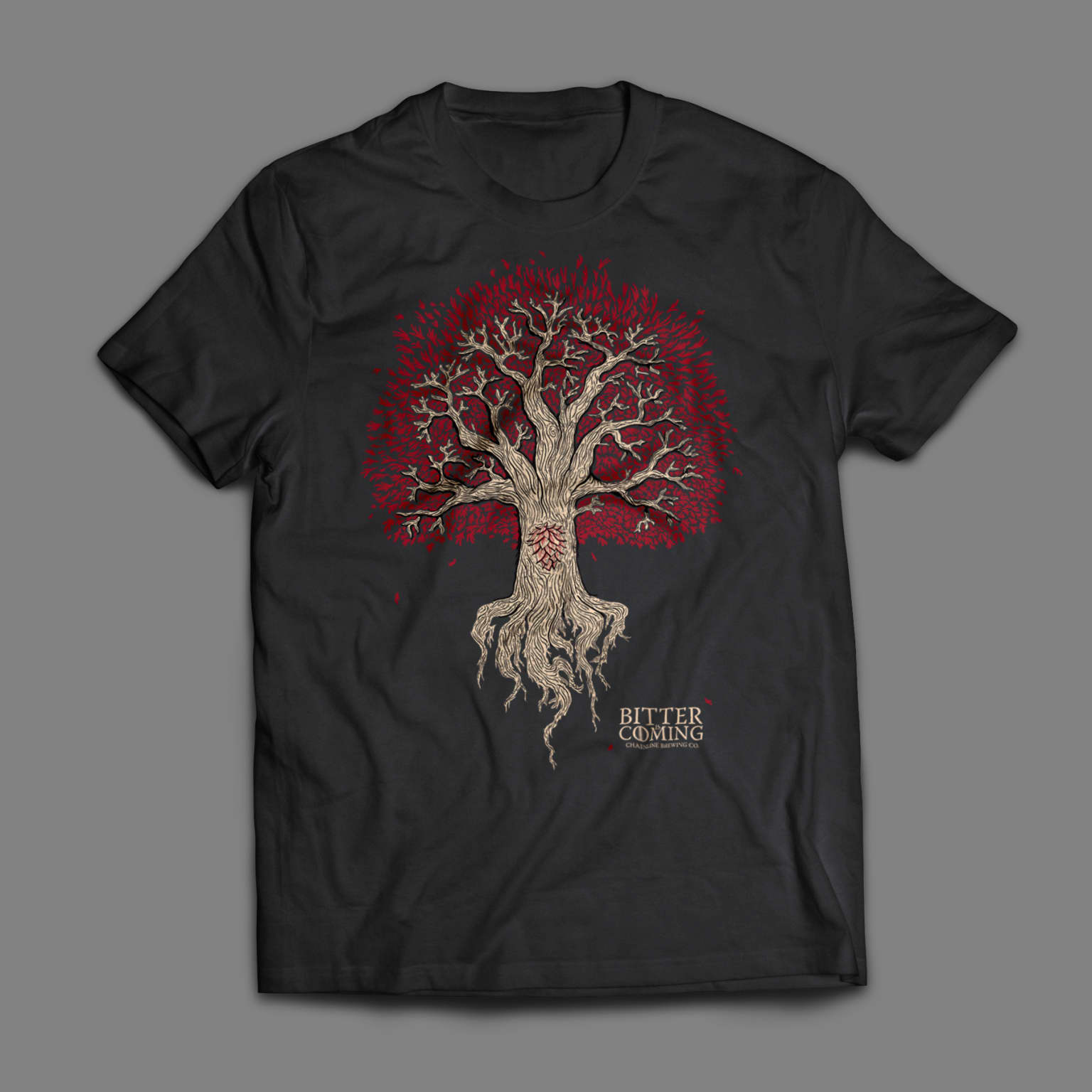 Bitter is Coming 2017 T Shirt