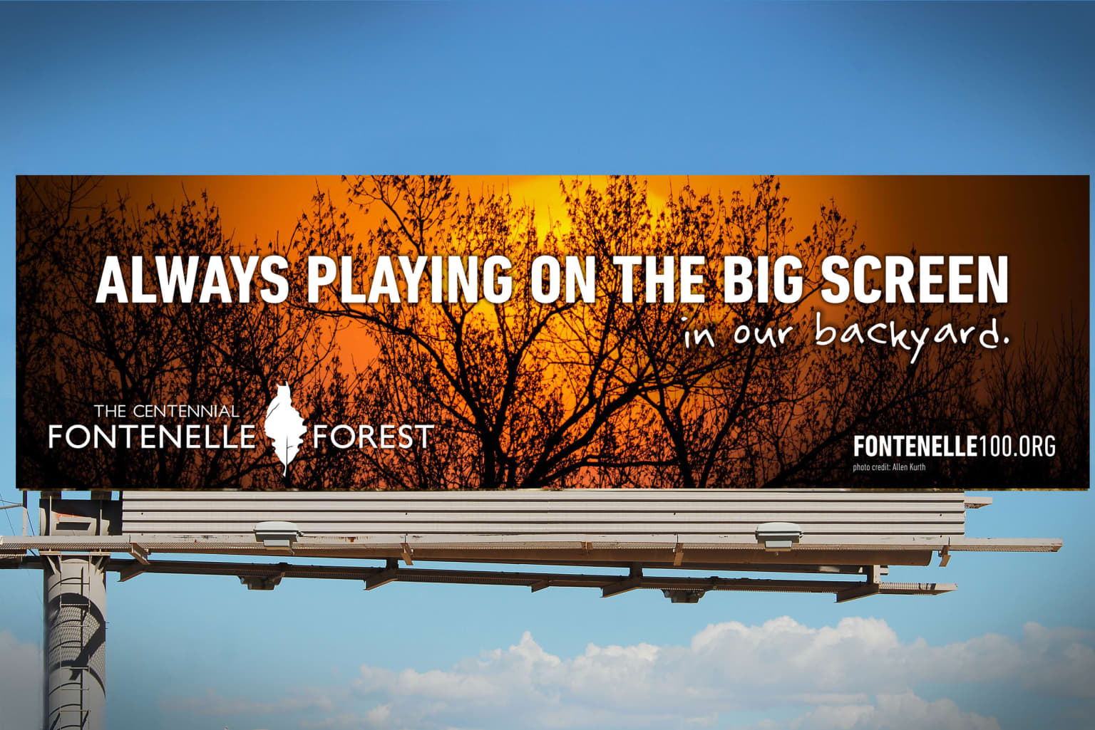 Fontenelle Forest - Brand Building