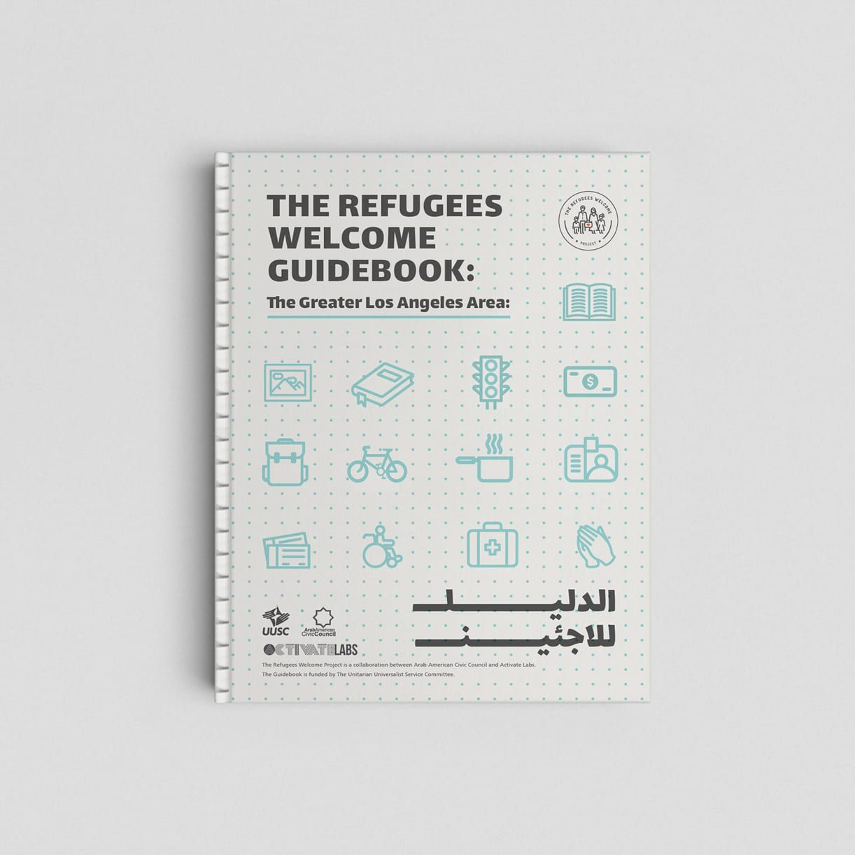 Welcome Refugee Guidebook