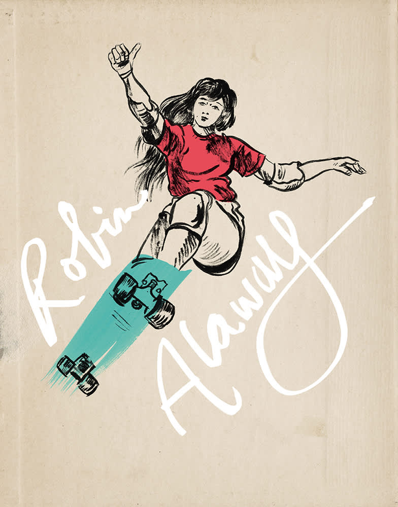She Skaters of the 1970's