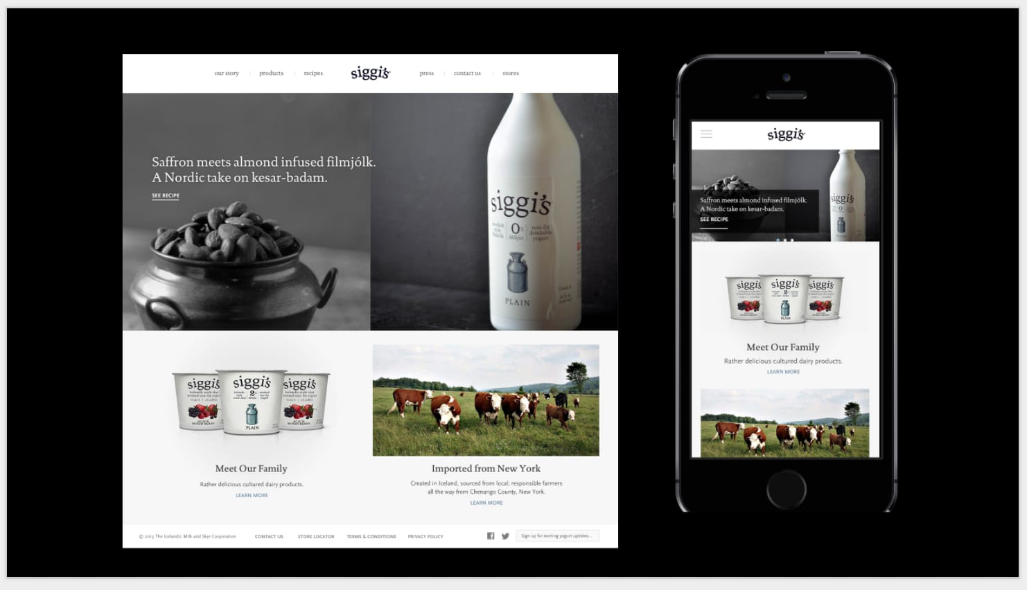 siggi's Website