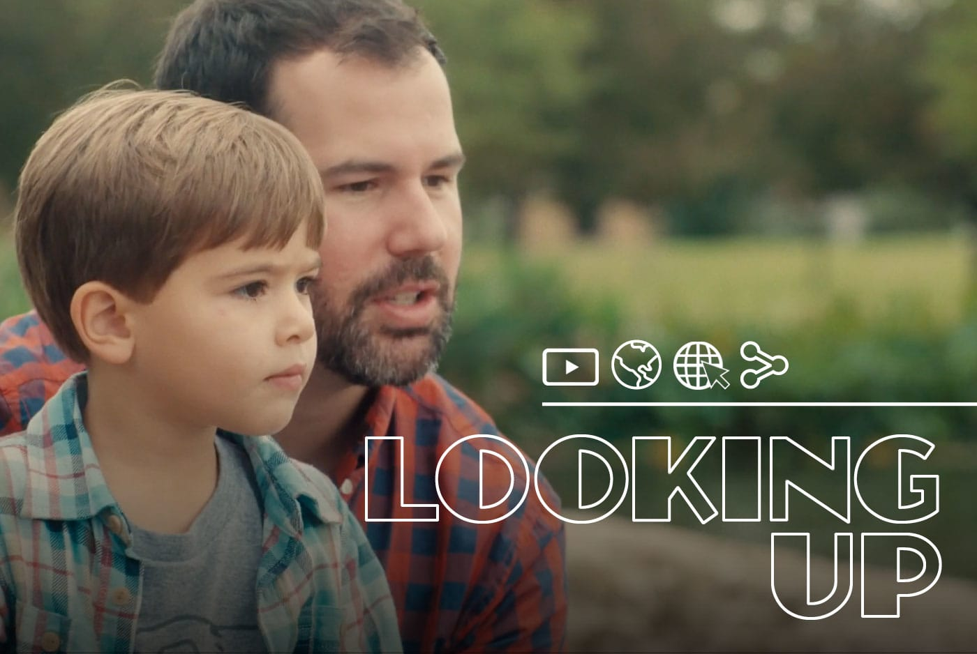 """""""Looking Up"""" - A Chevrolet Global Brand Experiment"""