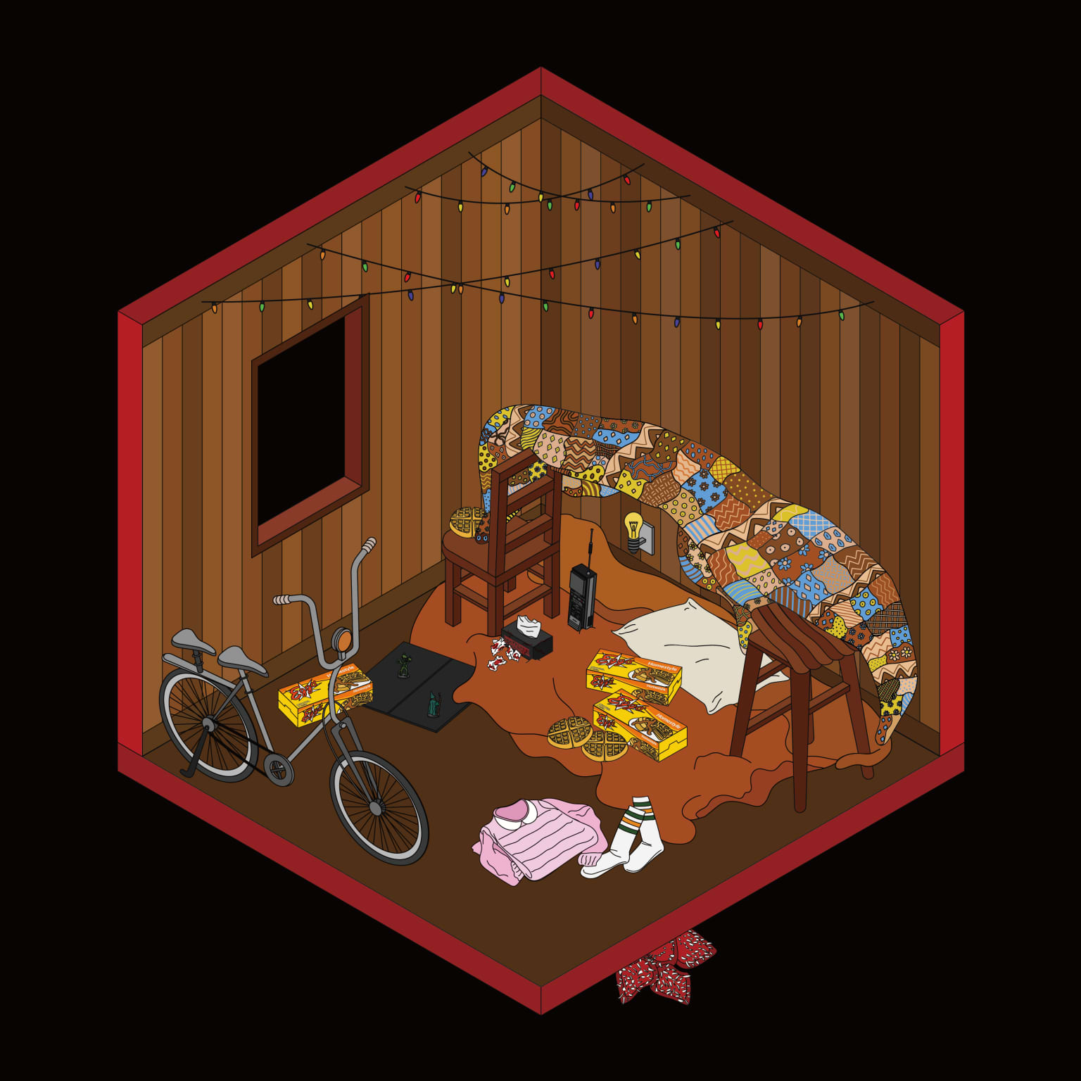 ROOM OF