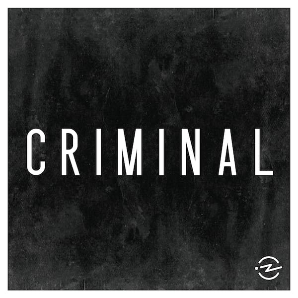CRIMINAL Podcast Branding, Episode Graphics, Animations, and Merch Design