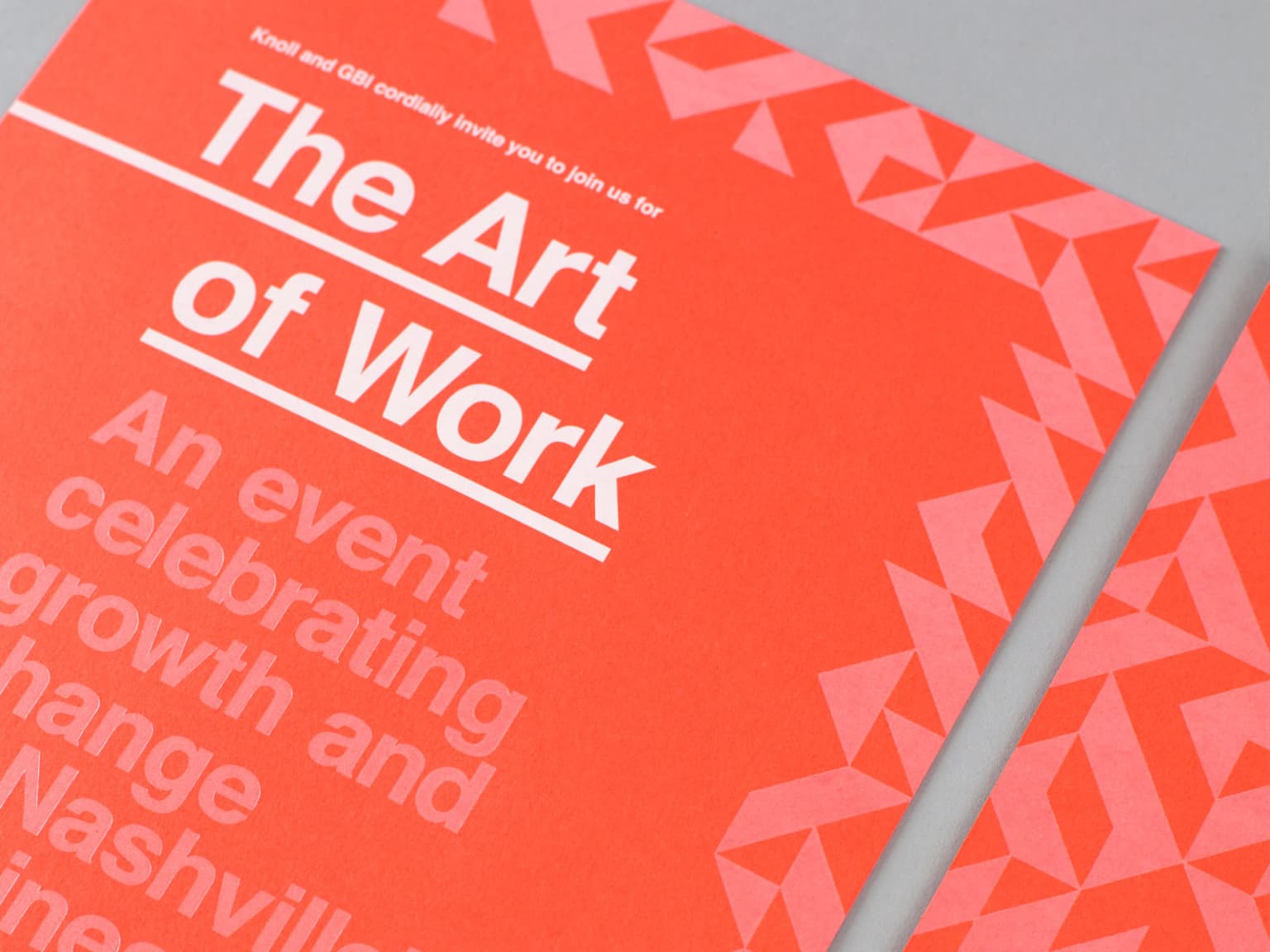 Knoll - The Art of Work