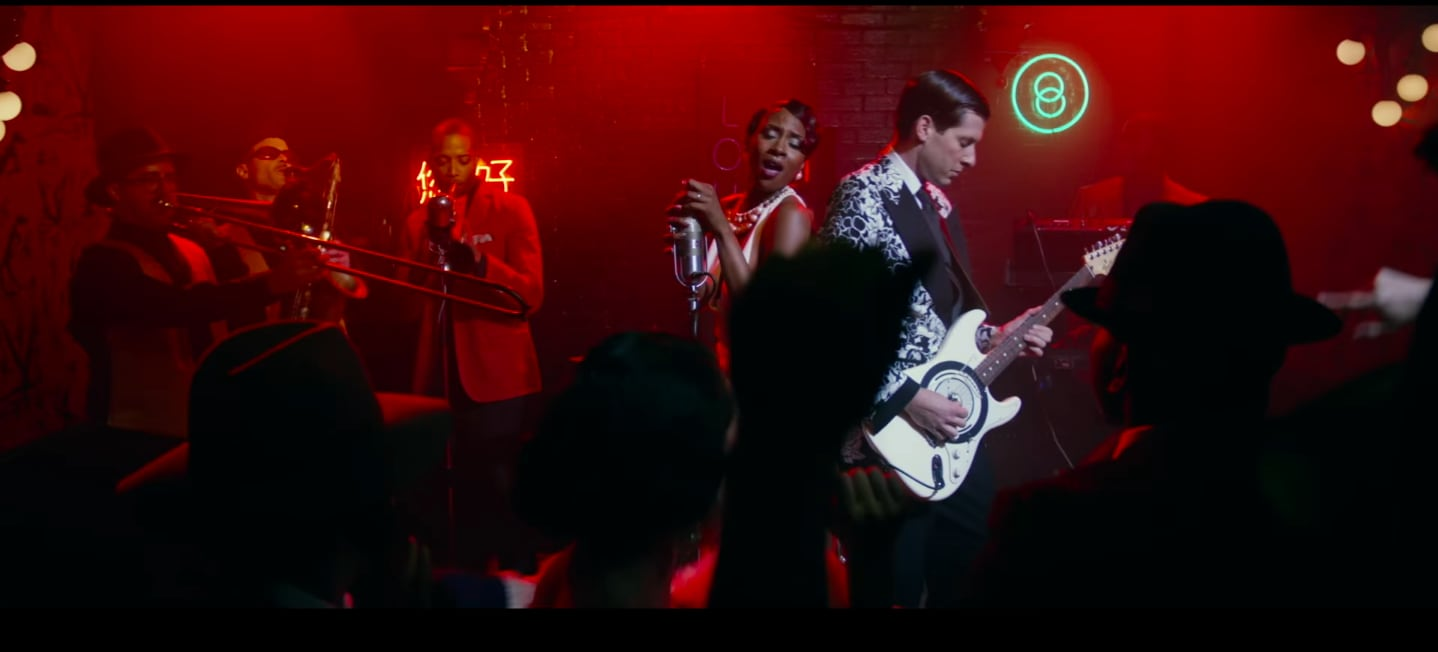 Mark Ronson - I Can't Lose