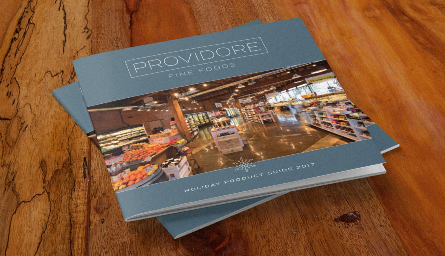 Providore Holiday Catalog