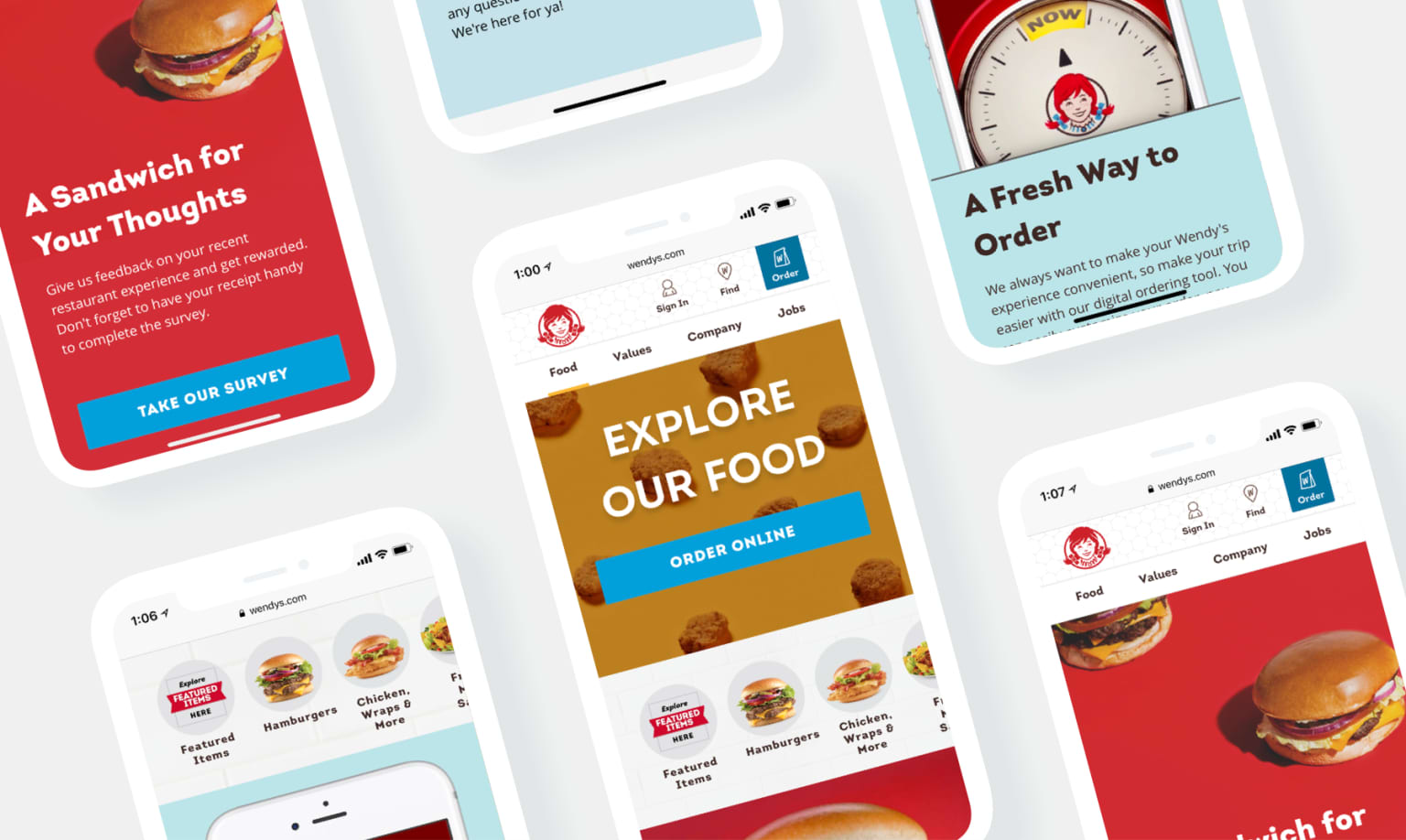 Future-proofing The Wendy's Experience