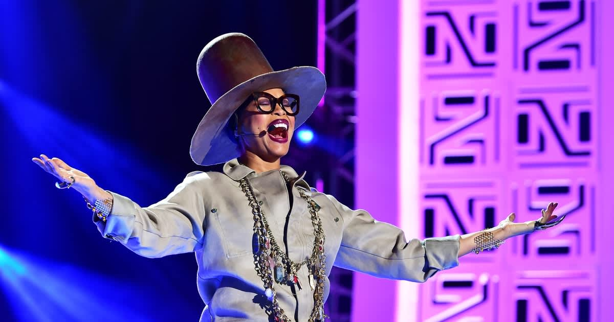 Erykah Badu x Soul Train Awards