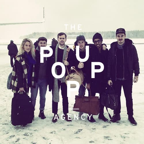 The Pop Up Agency and Pop Up Tour