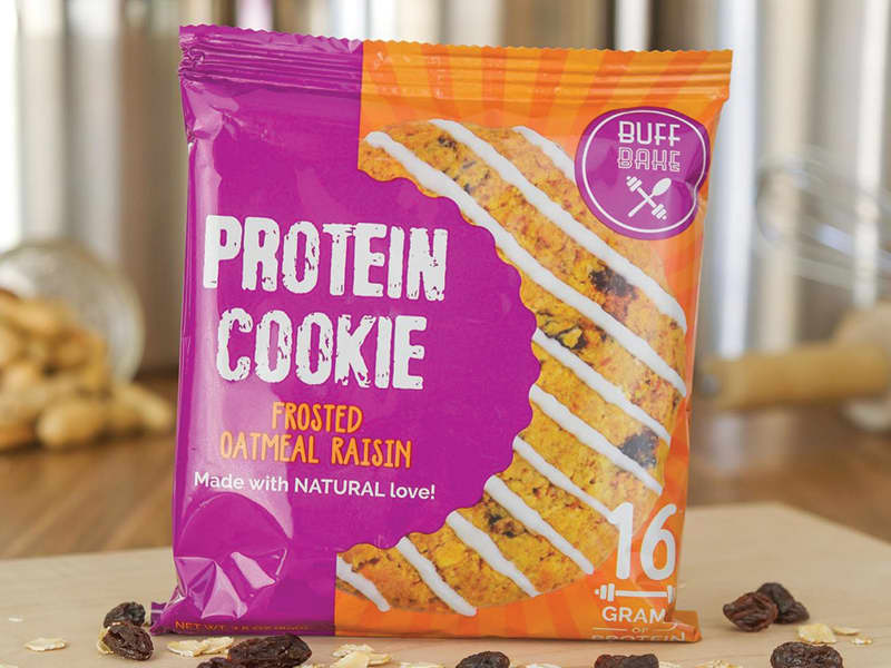 BuffBake Protein Cookie Packages