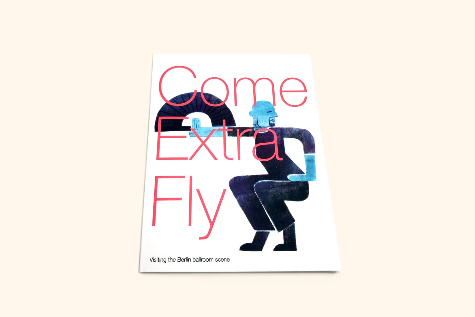 Come Extra Fly book